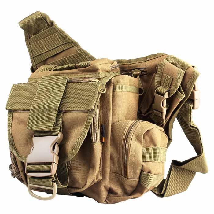 Cross Shoulder Tactical Bag 16
