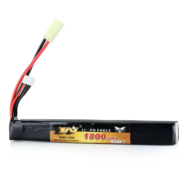 11.1V 1800mAh High Discharge Lithium Polymer Battery For RC Quadcopte