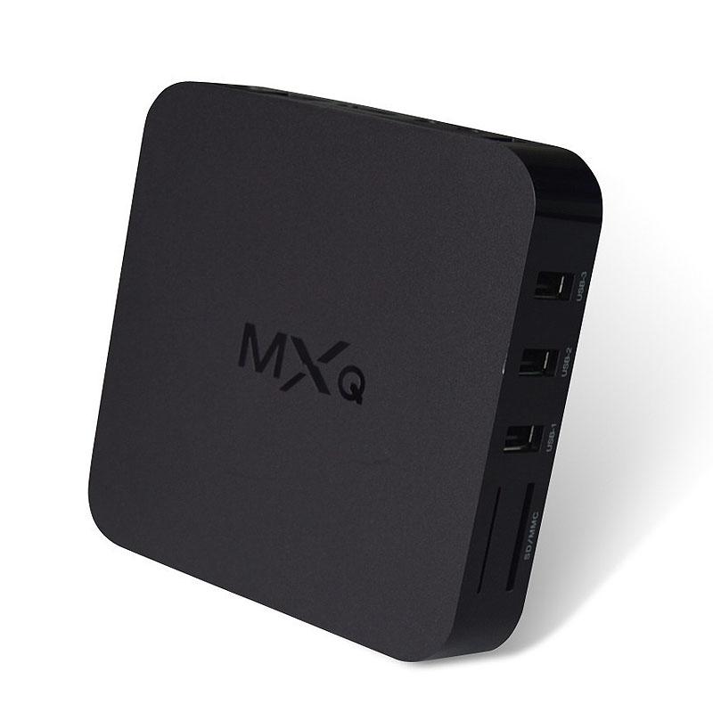 MXQ Quad Core S805 Network Smart TV Set Top Box Android TV Box Media Player