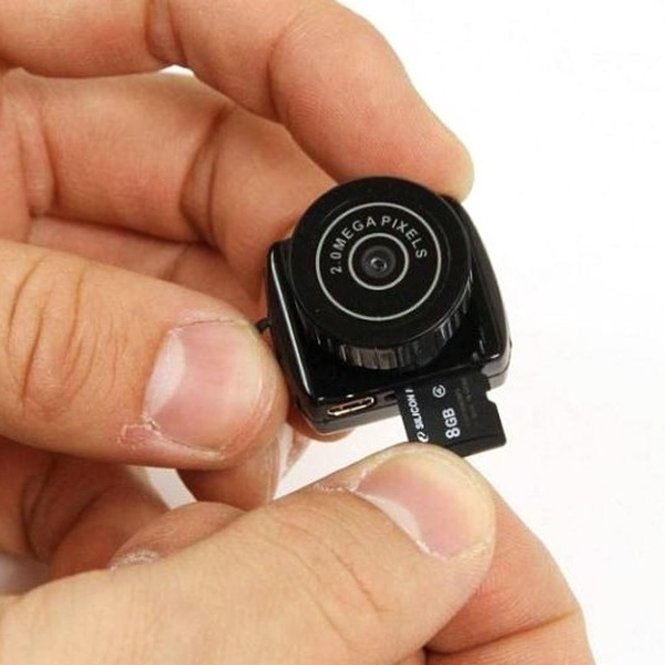 Mini HD DV Hidden Spy Camera DVR Video Recorder Camcorder Web Cam