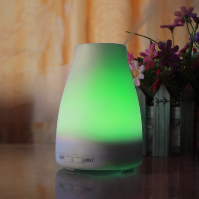 120ml Ultrasonic Winebottle Aroma Diffuser Air Humidifier Purifier Atomizer