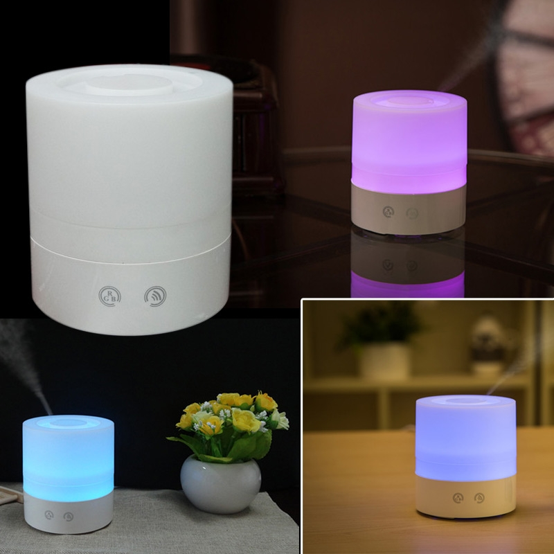 100ml Ultrasonic Aroma Diffuser Humidifier Purifier Atomizer Mist Fragrance