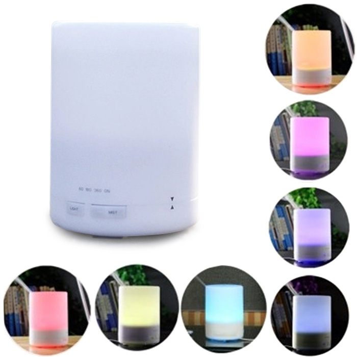 300ml Ultrasonic Aroma Diffuser Air Humidifier Atomizer Mist Fragrance