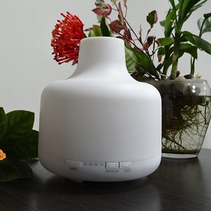 500ml Ultrasonic Aroma Diffuser Air Humidifier Purifier Mist Fragrance