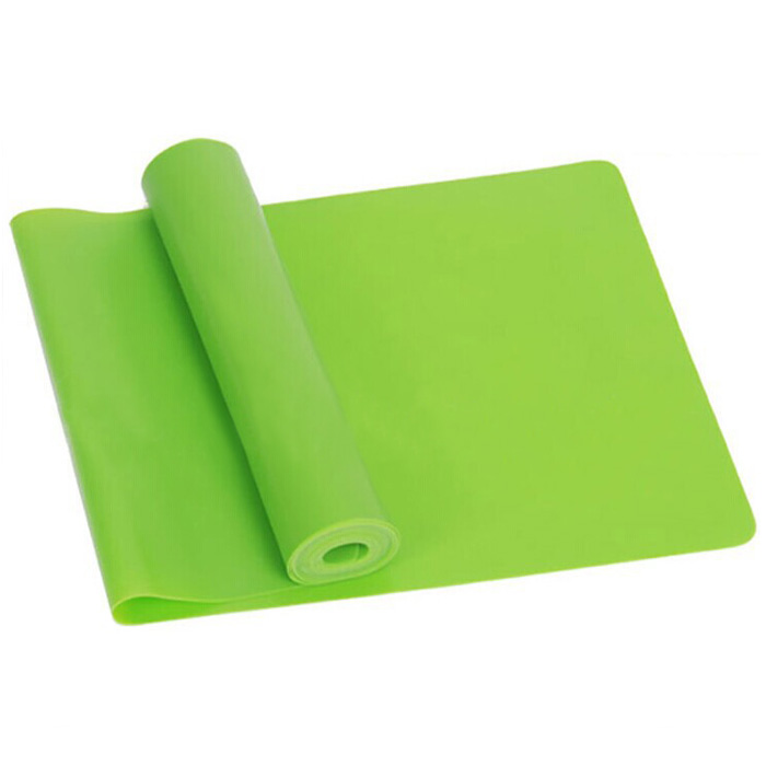 Tension Pull Strap Stretching Belt Non -Slip Yoga Pad Fitness Exercise Band 66