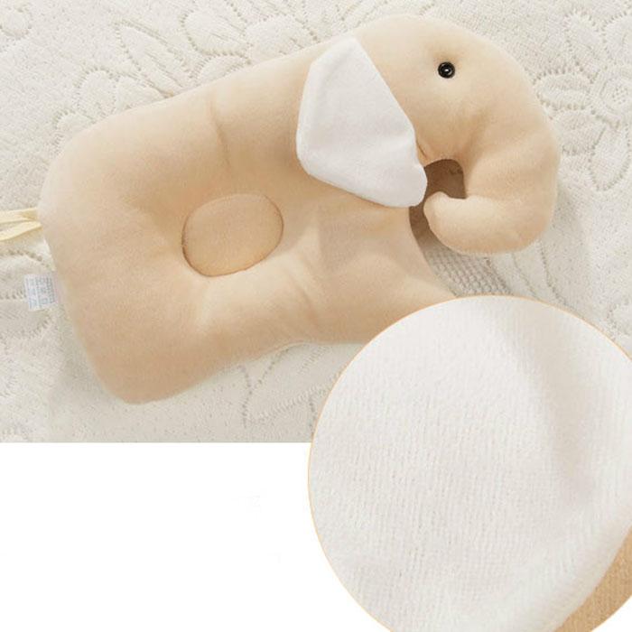 Baby Prevent Flat Head Elephant Cartoon Pillow Newborn Positioner Cushion 66