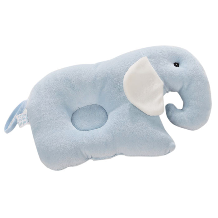 Baby Prevent Flat Head Elephant Cartoon Pillow Newborn