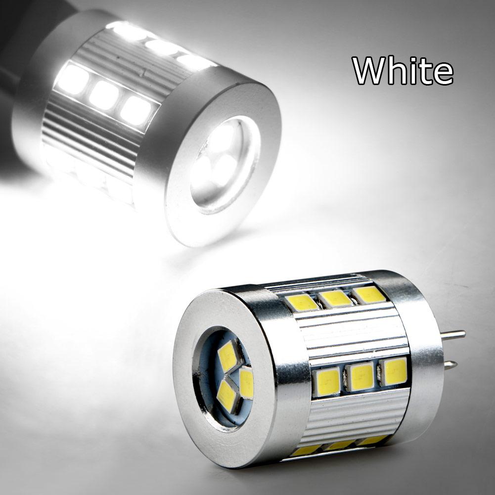 Good G4 3W 2835SMD Ultra Bright 21LED Lamp Light White /Warm White DC 10-30V