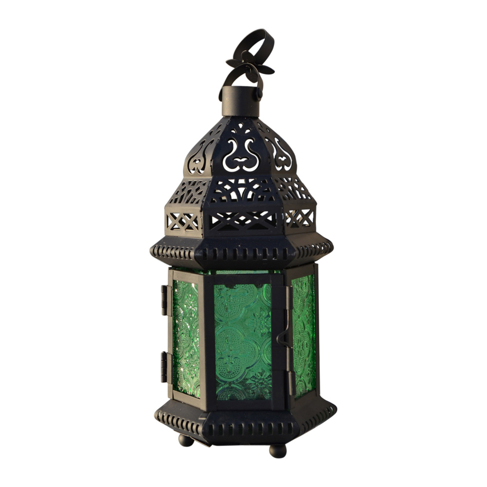 Gallery Of Light Moroccan Lantern Glass Candle Holder