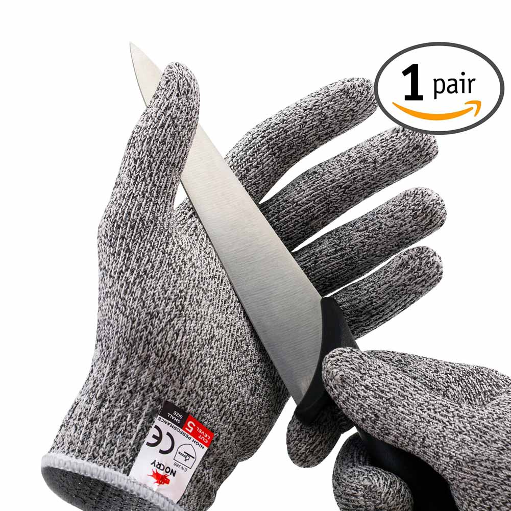 Cut-resistant Work Protective Gloves- High Performance Level 5 Protection 9