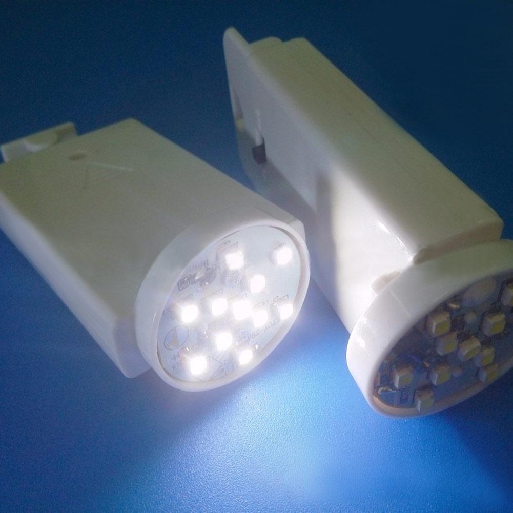 good11 led new remote controlled battery powered lights for lanterns set of 2 66 ebay. Black Bedroom Furniture Sets. Home Design Ideas