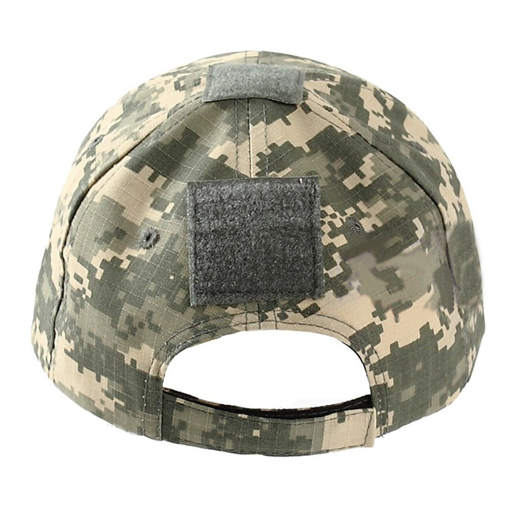 Cool Camouflage Hat Simplicity Outdoor Sun Hat Army