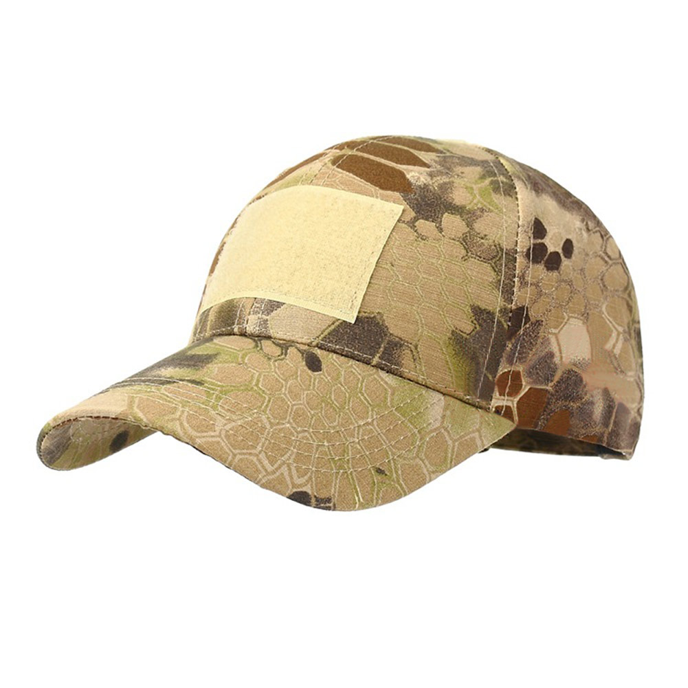 Camouflage Simplicity Outdoor Sun Hat Army Special Forces