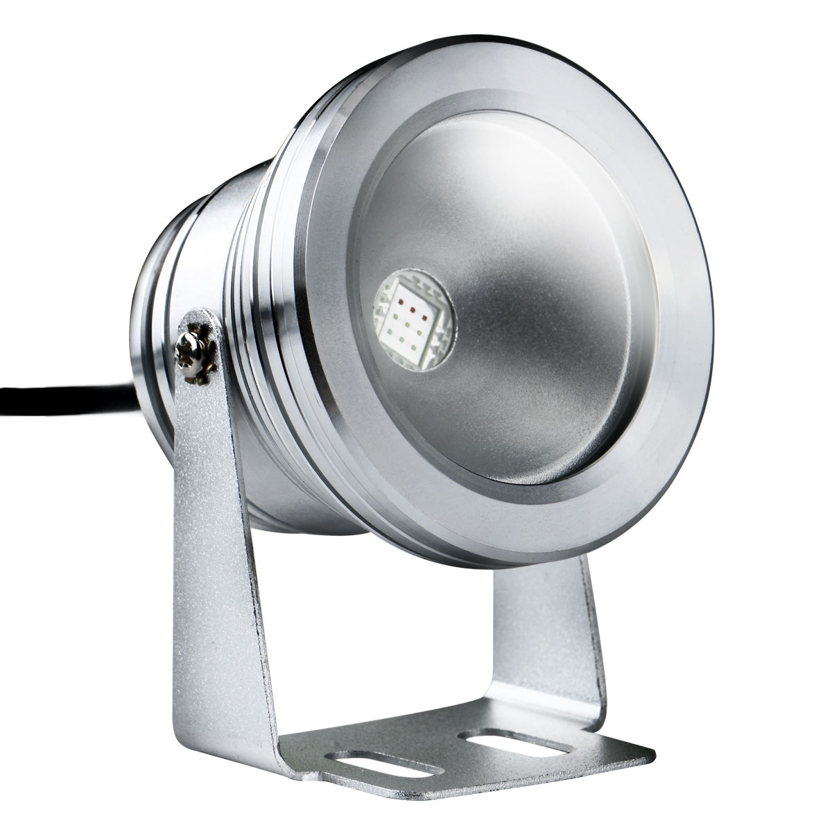 new 10w waterproof led flood spot light lamp 12v 85v 265v warm white white rgb. Black Bedroom Furniture Sets. Home Design Ideas