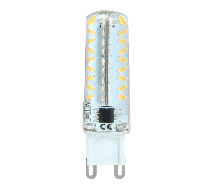 7W Super Bright Dimmable 3014 SMD G9 Base AC 230V 72 LED Bulb Light Lamp