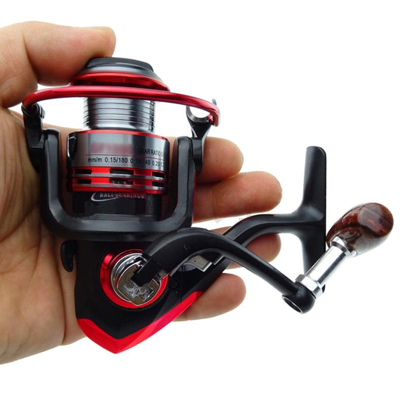 Portable 13BB Speed Spinning Fishing Reel Sea Saltwater Spinning Reel GF