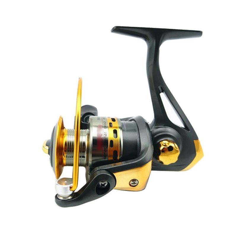 Full Metal Line Cup 5BB Saltwater/Freshwater Spinning Fishing Reel AF