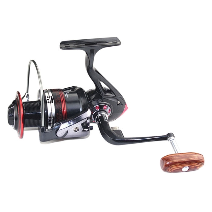 12BB + 1RB Bearing Left/Right Interchangeable Spinning Fishing Reel LK
