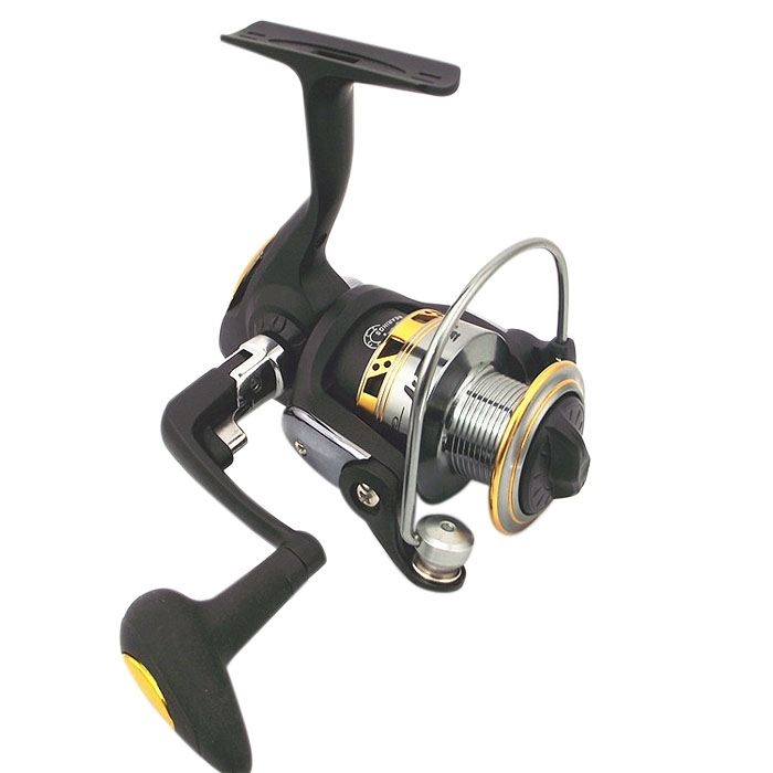 10+1BB Dual Bearing Left/Right Interchangeable Spinning Fishing Reel LJ