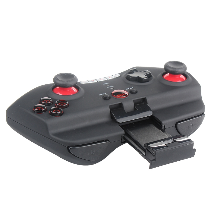 New Rechargeable Multimedia Bluetooth Controller With Telescopic Stand