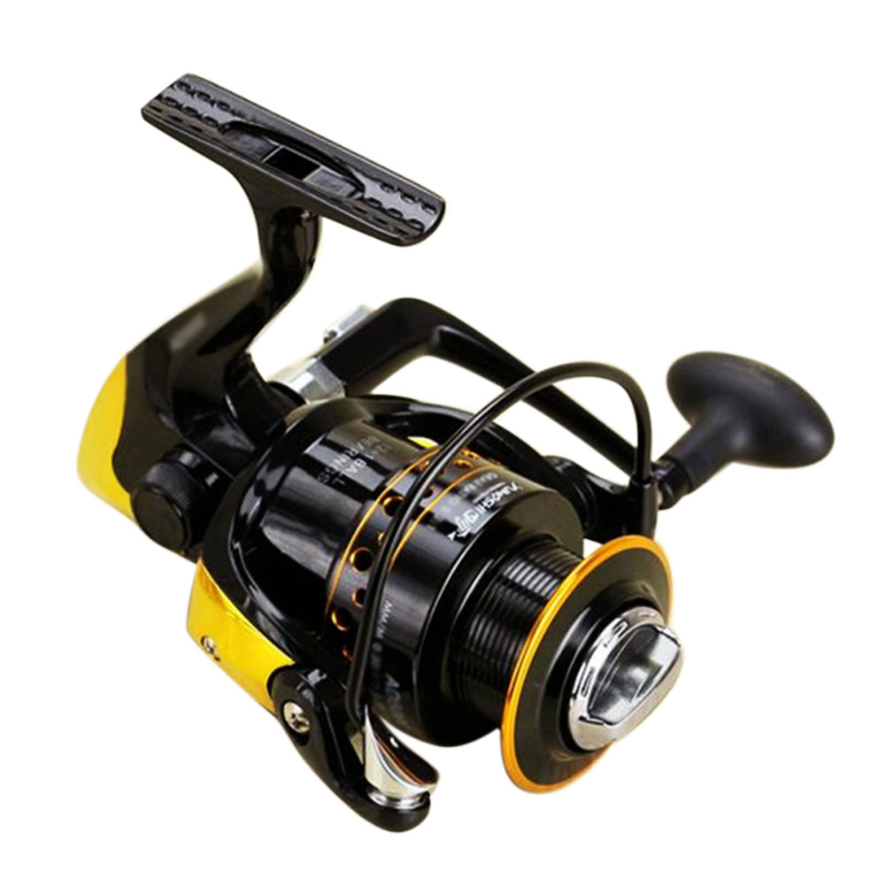 New speed spinning reel metal spool for saltwater for Saltwater fishing reel