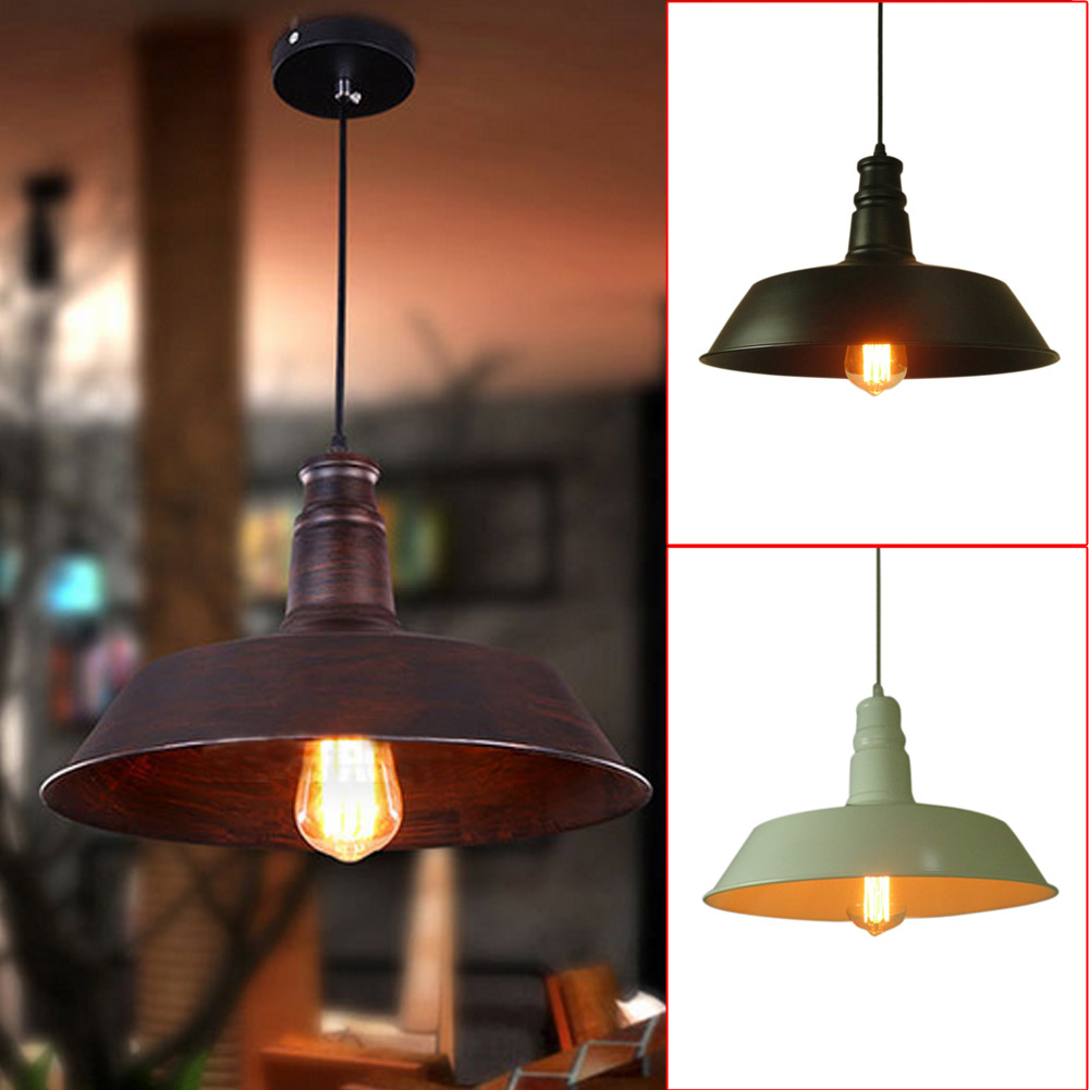Cool Pendant Ceiling Light Fixtures LampShade Chandelier