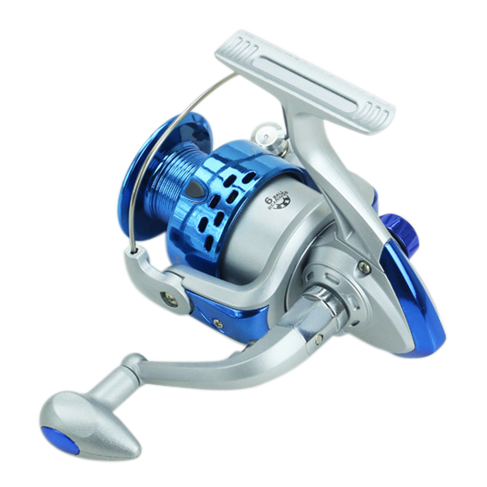 High speed 6bb ball bearing saltwater freshwater fishing for Used saltwater fishing reels for sale
