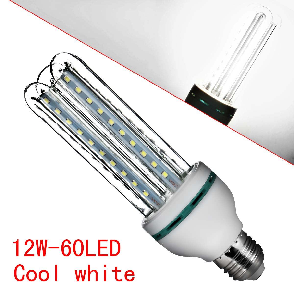 E27 Smd 2835 Led Corn Bulb Chip U Type Energy Saving Light Candle Globe Lamp