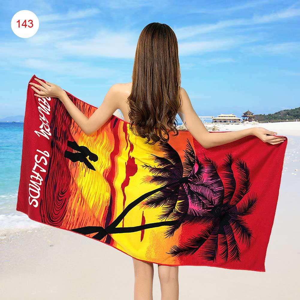 150*70cm Large Camping Beach Gym Bath Travel Sports Swimming Towel Microfiber