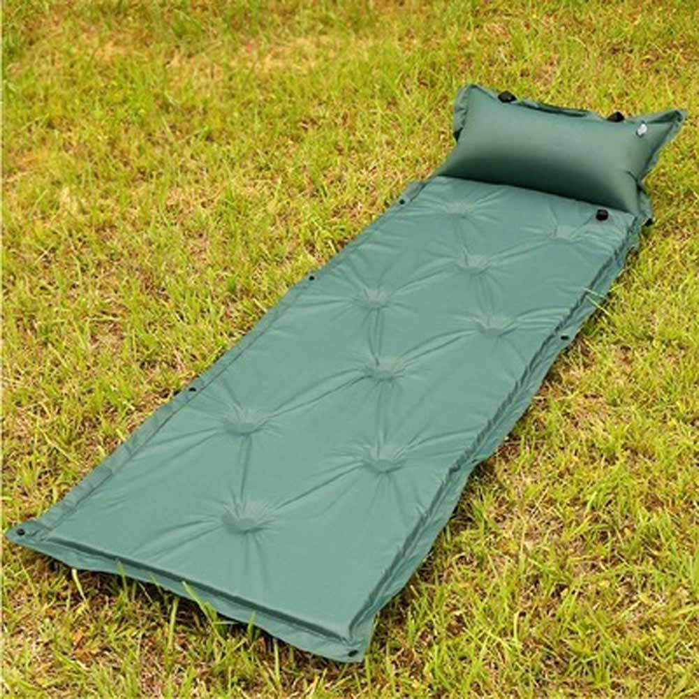 Self Inflate Pillow Sleeping Bag Cushion Bed Inflatable