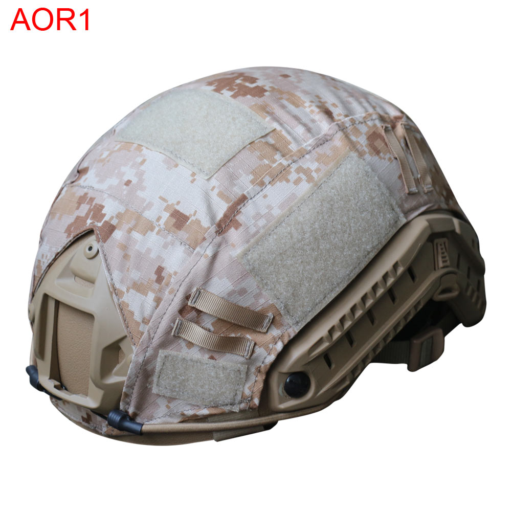 Military-Tactical-Gear-Airsoft-Paintball-Gear-Combat-Fast-Helmet-Cover-Protector