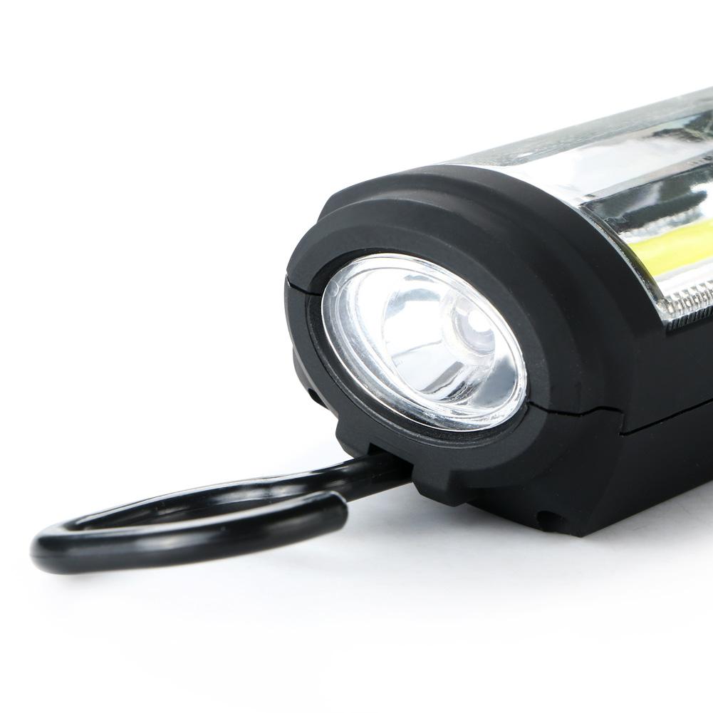 Cob Led Work Light Inspection Lamp Flashlight Torch: COB LED WorkLight Inspection LampHand Tool Garage