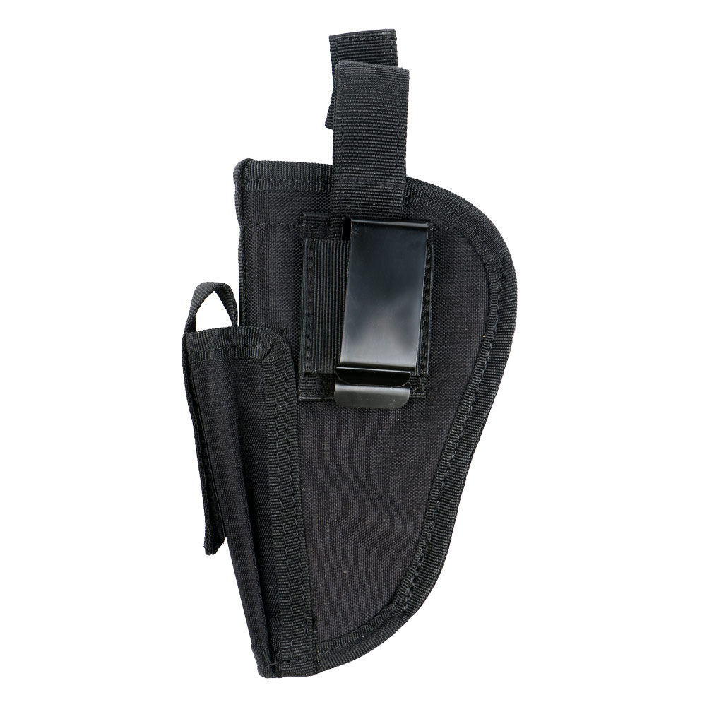 Every Day Carry Tactical Pistol Hand Gun Holster w/ Magazine Slot Holder