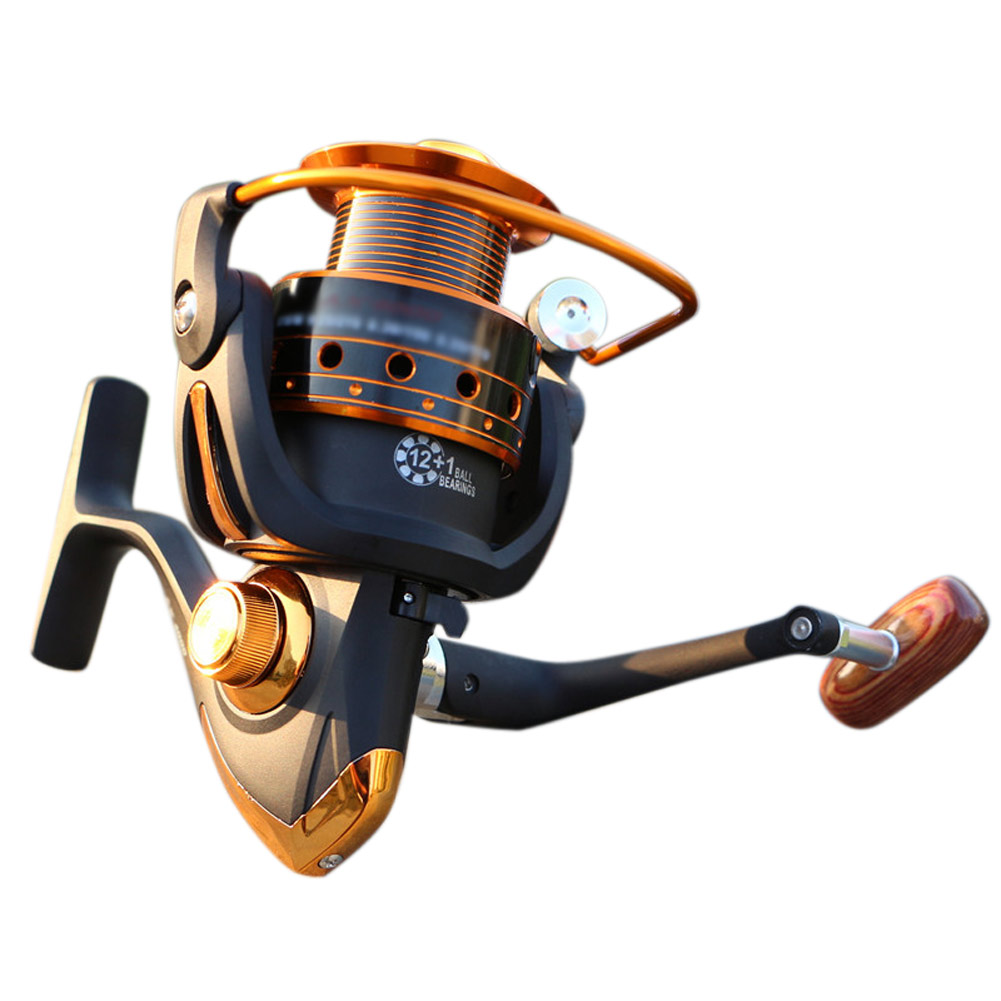 13bb fishing spinning reel metal saltwater reels