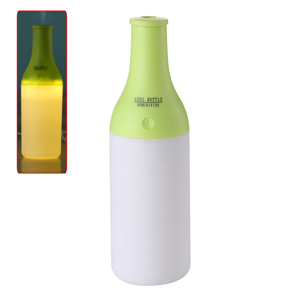 Aroma Diffuser Bottle ~ In usb cool bottle mist air aroma humidifier led