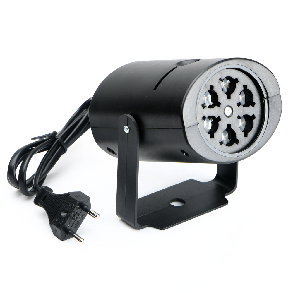 Led Moving Snowflake Outdoor Landscape Laser Projector