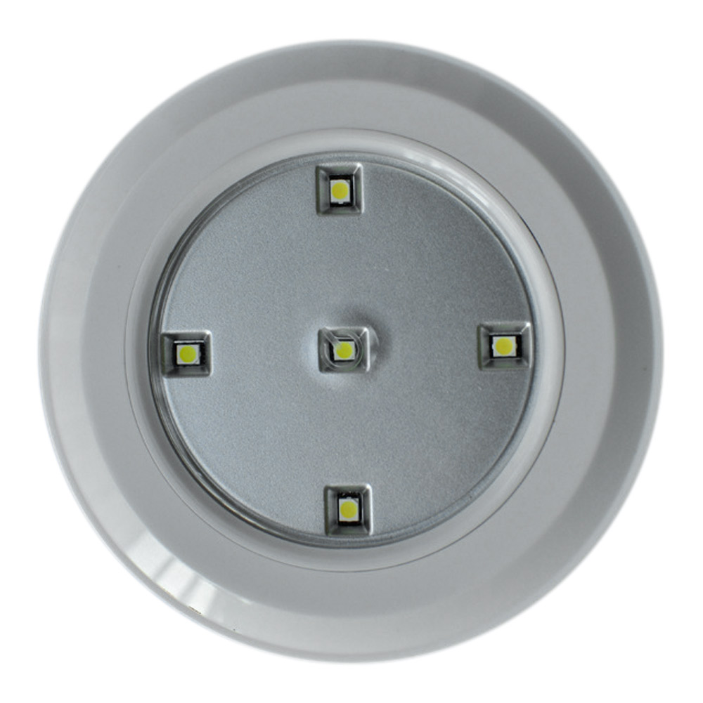 adhesive 5led wireless motion sensor lamp nightlight