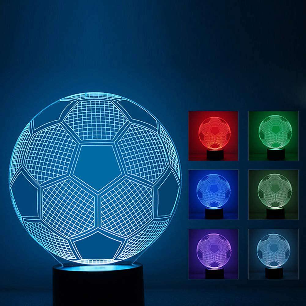 3d bunten farbverlauf atmosph re led nachtlicht usb touch schalter tisch lampe ebay. Black Bedroom Furniture Sets. Home Design Ideas