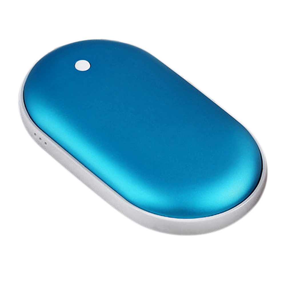 5000mah Usb Charger Pocket Electric Hand Warmer Heater