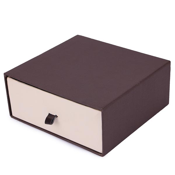 Belt Special Gift Box Brown Square Best Gift Boxes