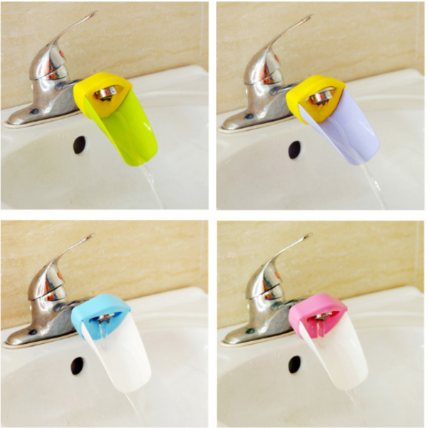 Plastic Baby Children Faucet Extender Hand Washing Device