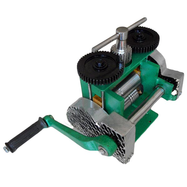 Hand Operated Jewellery Rolling Mill Jewelry Making Tools