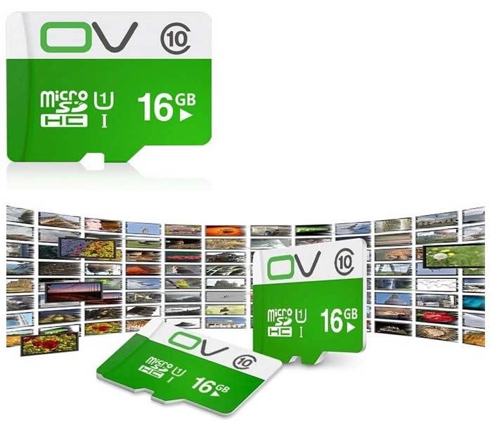 OV 16G Class 10 SD Card Class 10 TF Card For Apple Accessories