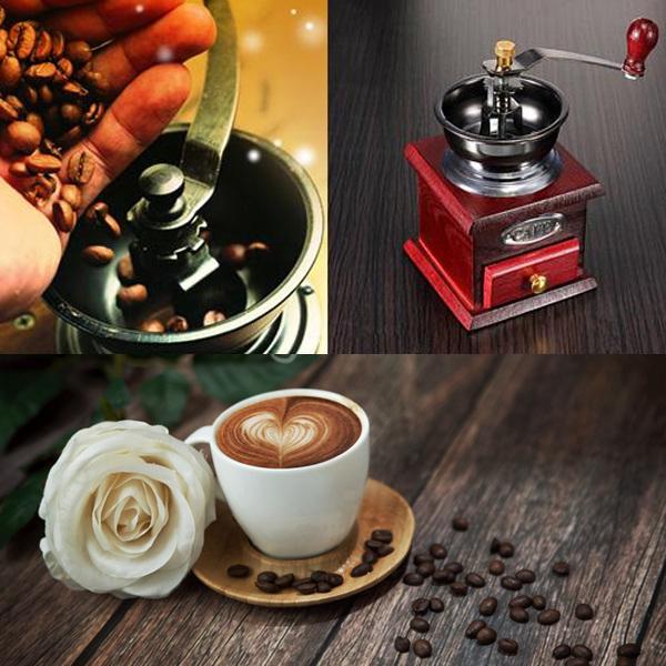 Vintage Coffee Hand Grinder Coffee bean Grinder Mill
