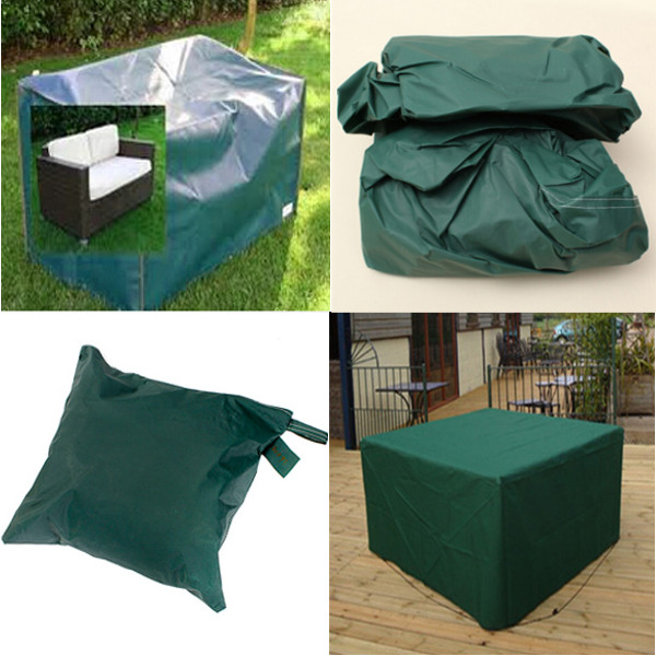 152x82x92cm Waterproof Outdoor Furniture Cover Garden Patio Table