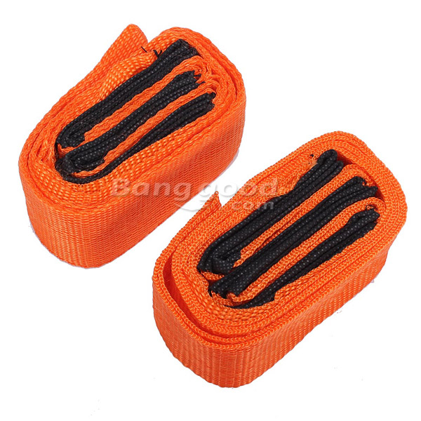 272CM Carry Furnishings Easier Tape Move Household Rope Belt 2Pcs