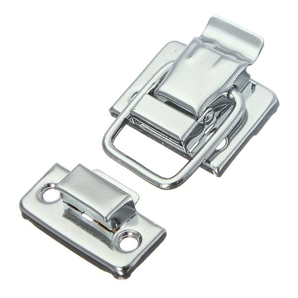 Chrome Toggle Latch Catch Chest Flight Case Suitcase Box 43mm H144