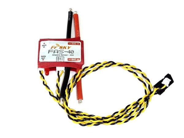 FrSky 40A Current Ampere Sensor FAS-40
