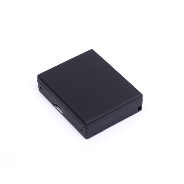 Mini V6 Realtime Tracker Multi-functional Positioning Monitor Black