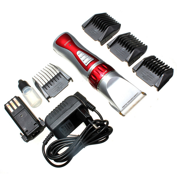 Professional Tool Electric Clipper Precision Cordless Hair Trimmer